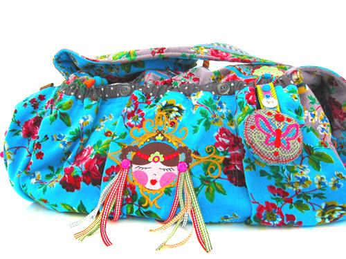 farbenmix Nähanleitung für Tasche ElPorto, Nähen macht Freude