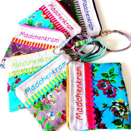 Taschenspieler - CD mit 11 Taschenvorlagen zum Nähen