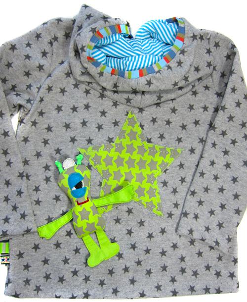 Tipps und Tricks zum Verzieren und Gestalten von einem Designershirt/-pulli