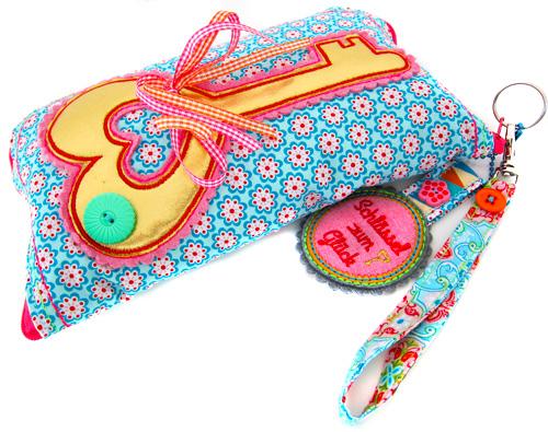 Taschen selbermachen, das Nähen lernen mit farbenmix