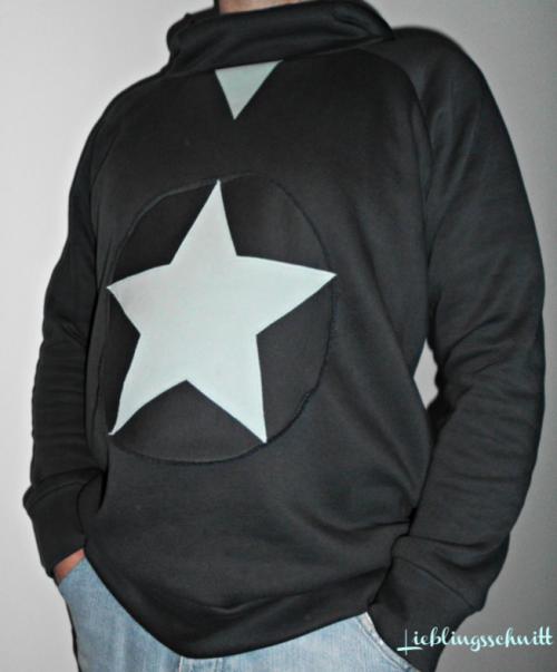 Pullover selber nähen Schnittmuster