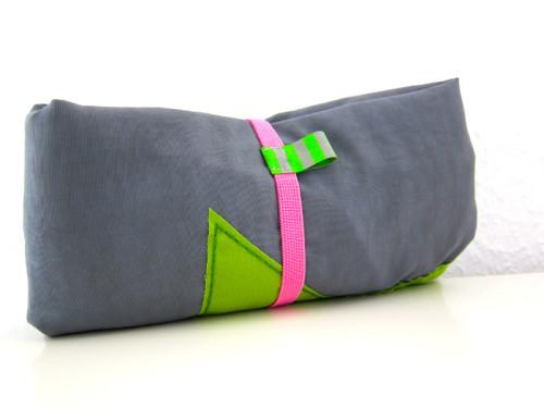 Einfache Taschen selber nähen: Fotoanleitung, Schnittmuster und Videos