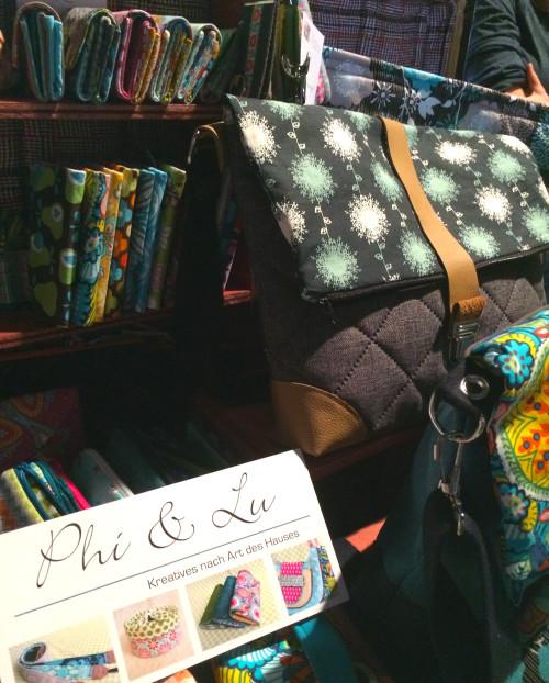 Taschen nähen, Taschenspieler Schnittmuster und Nähanleitungen