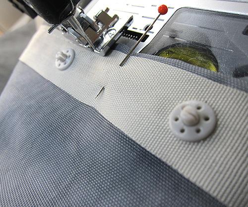 Tipps und Tricks zum Nähen von Druckerband