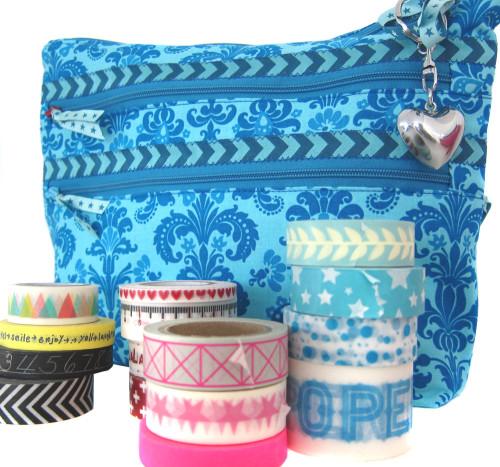 Taschen nähen lernen, Taschenspieler 2 CD von farbenmix