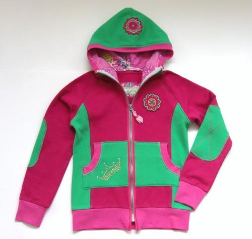 Bandito Sweatjacke farbenmix