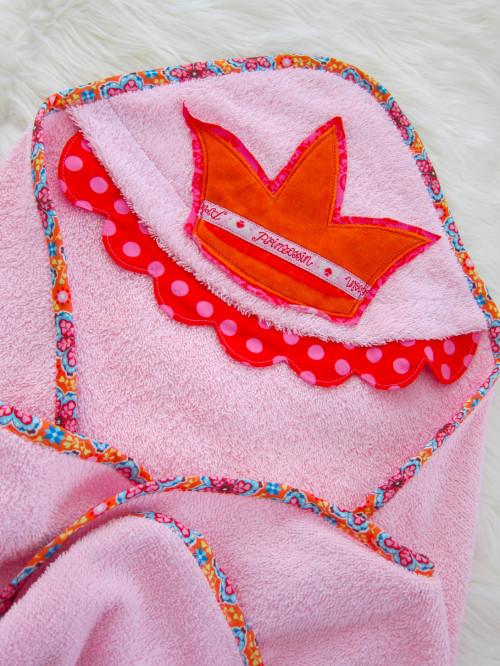 Handtuch kleine Prinzessin