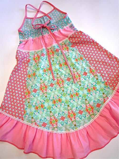 Kleid selber nähen Anleitung