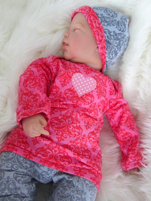 Babykombi selber nähen