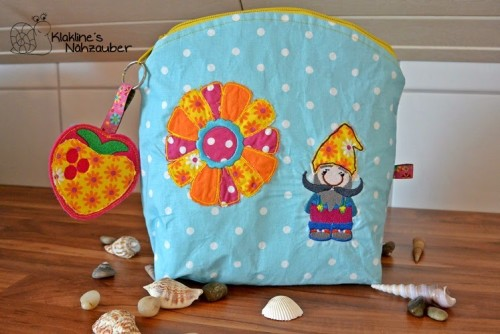 Tasche für Sonnencreme