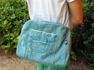 farbenmix Tasche für Männer