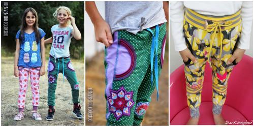 DONNA farbenmix Herbstkollektion 2014 Sweathose