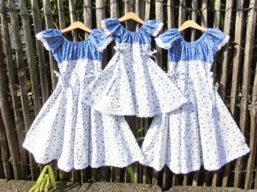Elodie Kleid nähen drei