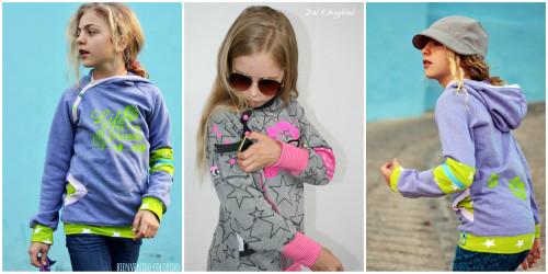 FRESITA farbenmix Herbstkollektion 2014 MädchenSweater