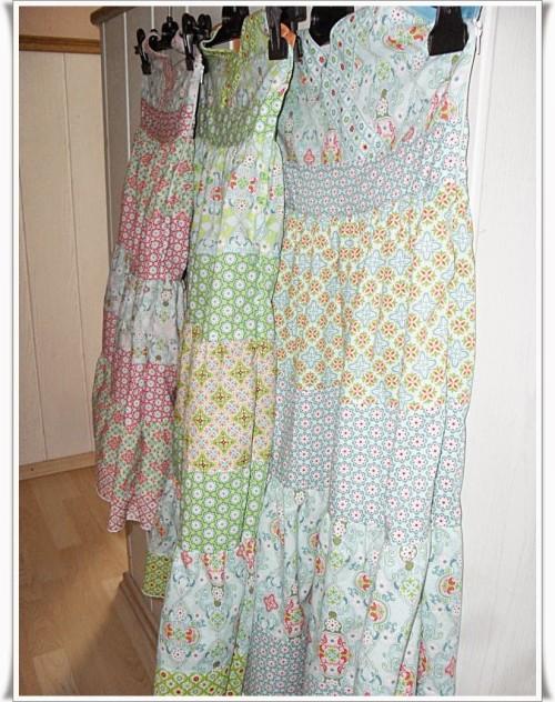 Lorelei Kleid drei