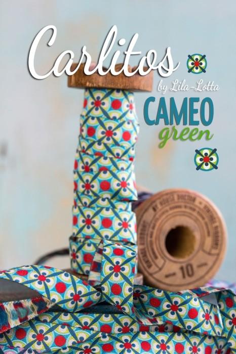 Webband Carlitos Cameo green