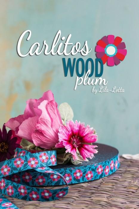 Webband Carlitos Wood plum
