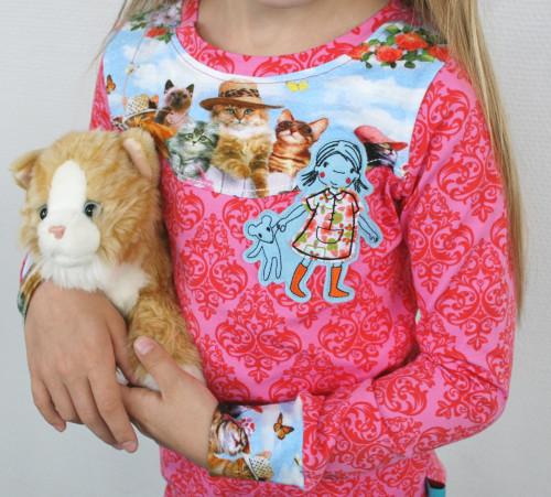 Schnittmuster Shirt Kinder