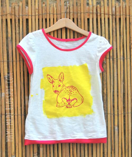 kleinFanö Shirt farbenmix