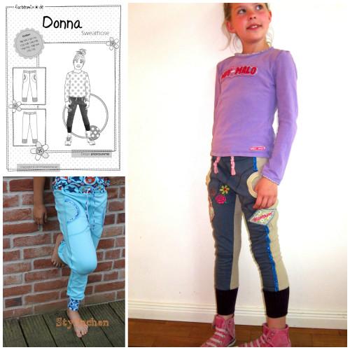 Collage Donna