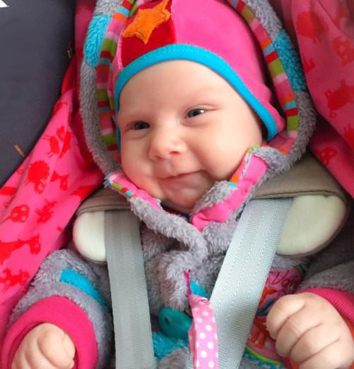 Mütze zum Unterziehen nähen Baby