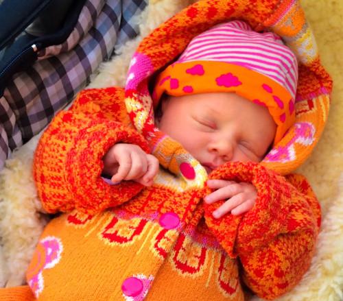 Mütze Baby Schnittmuster kostenlos