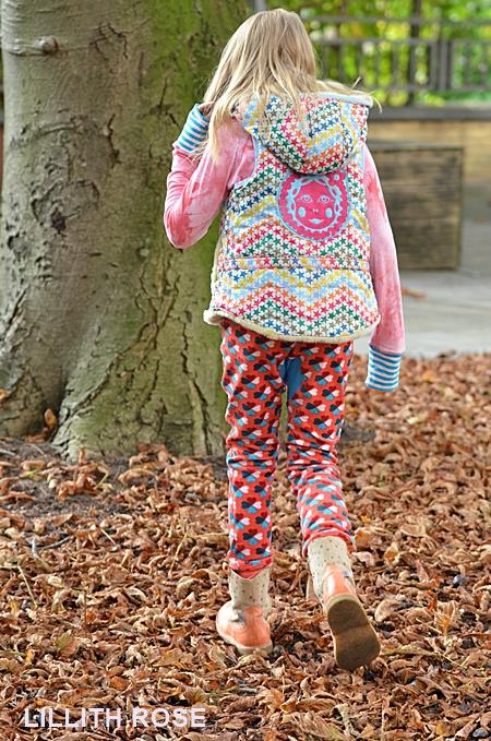 Kindersachen selber nähen Anleitungen und Schnittmuster farbenmix