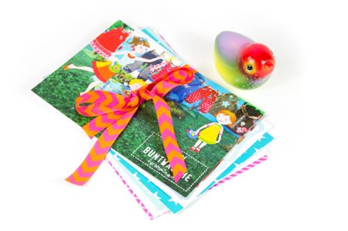 Postkarten Sets 2