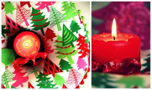 Wreath_of_Joy_Christmas sewing Weihnachtsdeko nähen Adventskranz