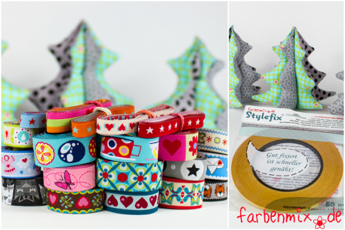 farbenmix Adventpaket Collage A