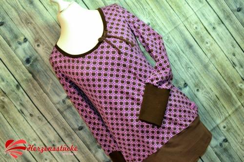 Mamacita Shirt für Damen nähen farbenmix