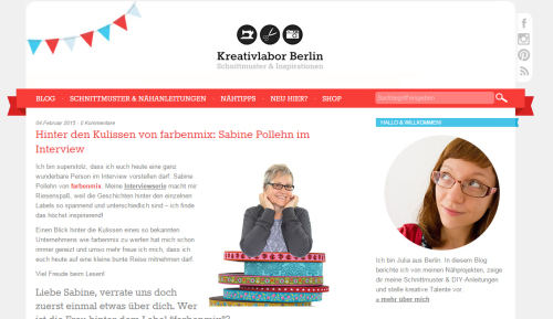 Kreativlabor Berlin Inerview farbenmix