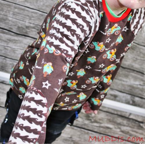 Tomboy Shirt farbenmix Muddis