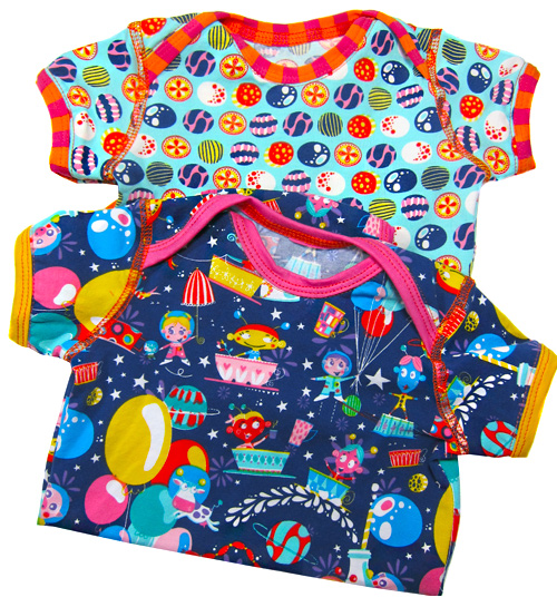 Shirts MiniBasics farbenmix Cosmic Party