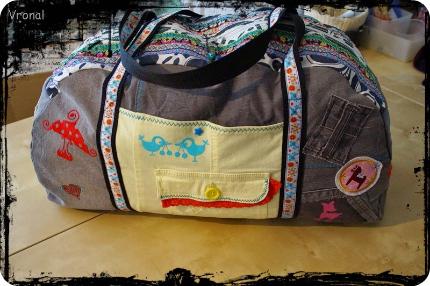 reisetasche König Taschenspieler farbenmix