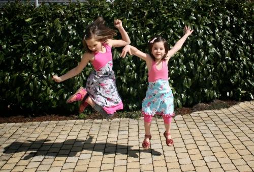 LaPlaya Sommerkleid farbenmix Damen und Mädchen Kombi Ebook