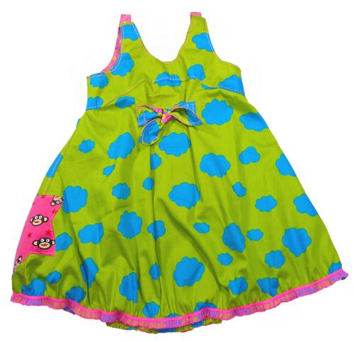 Schnittmuster Rosalie, Kleid selber nähen für Anfänger