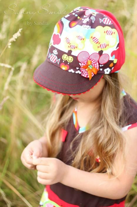 farbenmix_Gorrito_Cappi_WendeCappi_Mütze_bienvenido colorido_Sunny Smile by Sandra