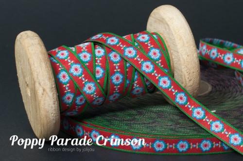 farbenmix_webband_jolijou_poppy-Parade-crimson_ribbon