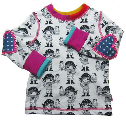 farbenmix-shirt-mit-bunten-verschiedenfarbenen-buendchen-naehen