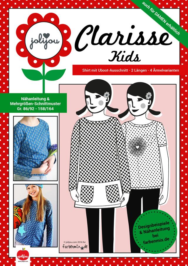 Schnittmuster-Ebook-Shirt-CLARISSE-Kids-Jolijou-farbenmix