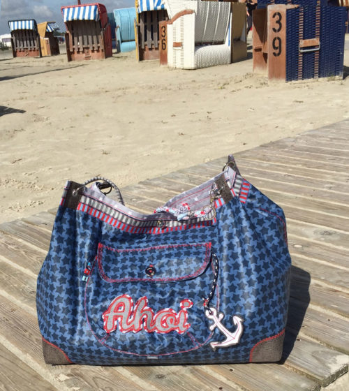 Beachbag-PERNILLE-Strand-farbenmix-de