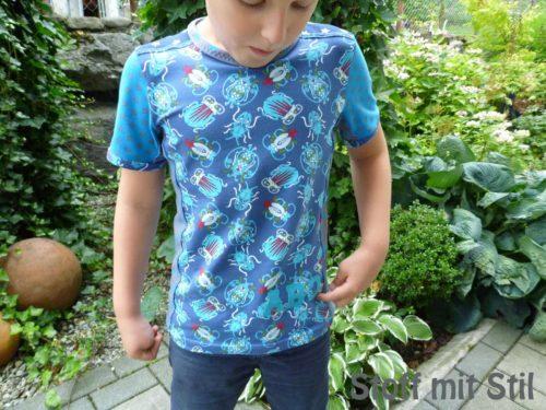 farbenmix_Hilde_Schnittmuster_T-Shirt_Jungen_mädchen_Sewingpattern_Swafing