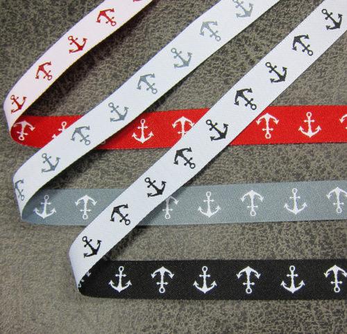 Webband-Anker-maritim-schwarz-grau-rot-weiss-farbenmix-de