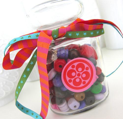 mit Webbändern schön und hübsch verpacken - Geschenke - Geburtstag Verpackung Inspiration