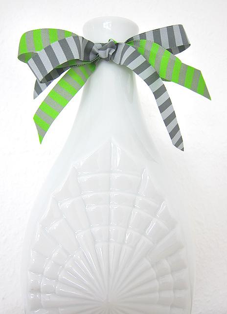 Webband anders eingesetzt - Geschenke Verpacken, Geschenke aufhübschen, Geburtstag