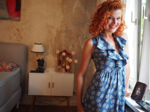 Anke Müller von Cherry Picking im Interview | Designer Portrait bei farbenmix - Verlosung Loveboat Jersey