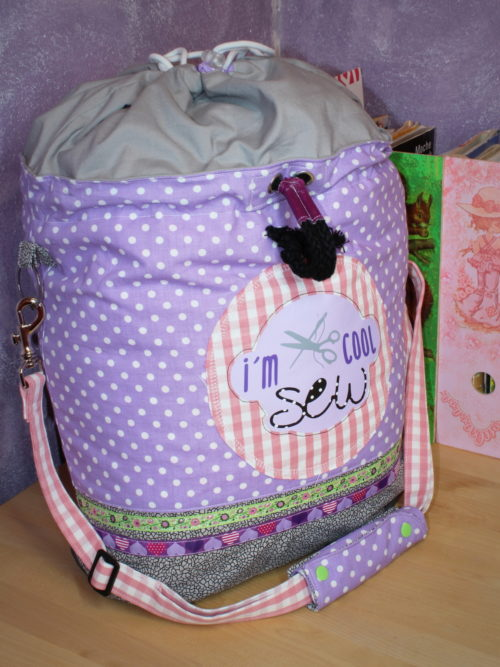 Packs ein Adventkalendertasche