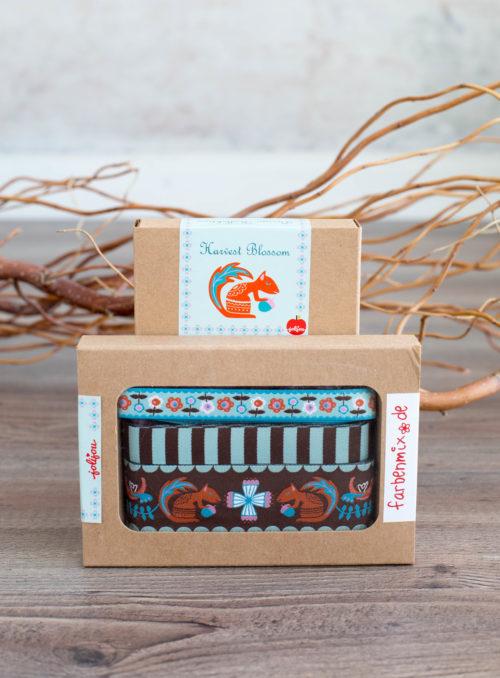 harvest blossom braun - Borten Designer Kollektion - Farbenmix - Jolijou