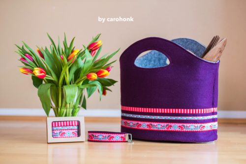 carohonk - farbenmix Borten Designer Kollektion Jolijou